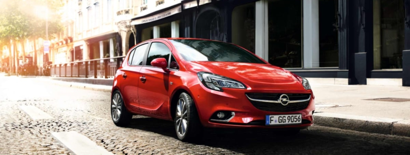 Coches Eco Opel