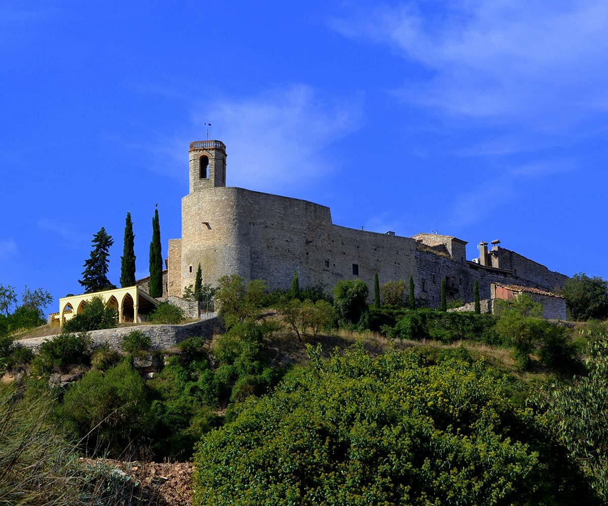 Escapada amb cotxe als castells de la Segarra