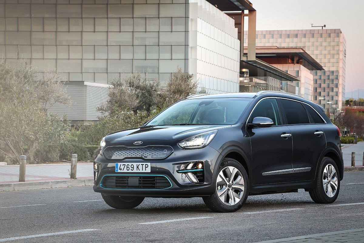 Comparativa coste total - KIA e-Niro