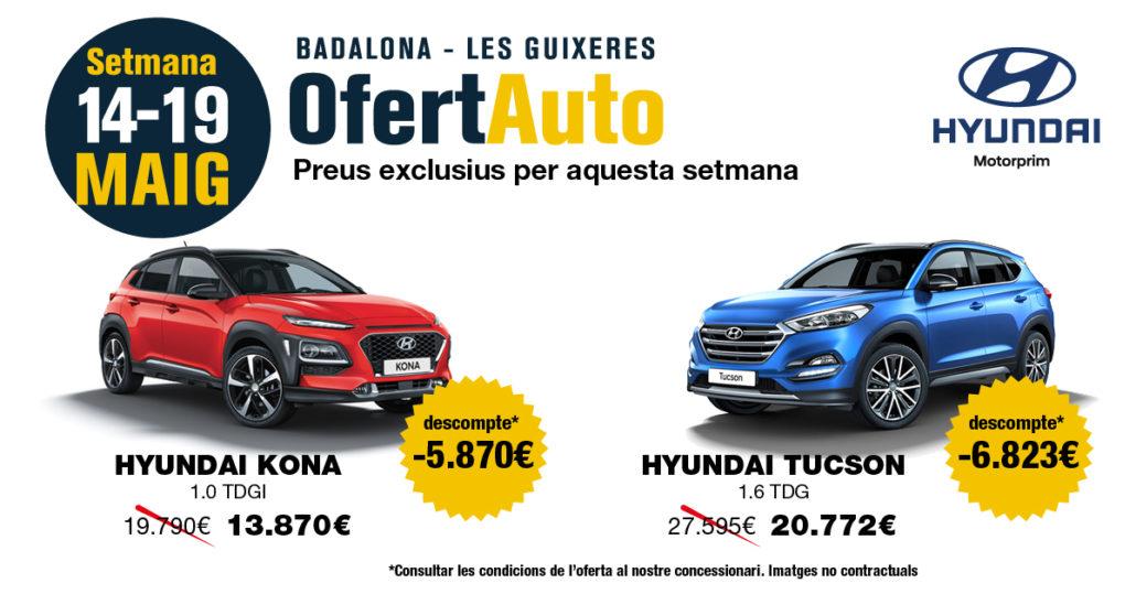 Ofertauto - Concessionari Hyundai Badalona