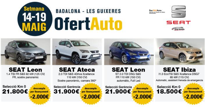 Ofertauto - Concessionari SEAT Badalona