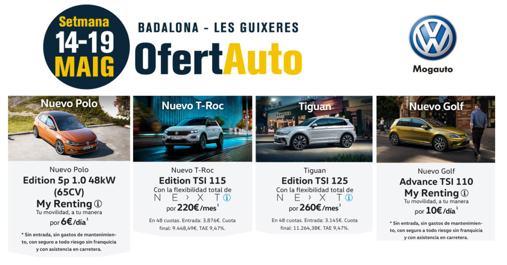 Ofertauto - Concessionari VW Badalona