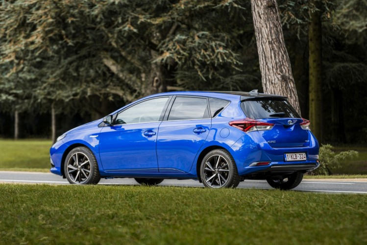 Toyota Auris eléctrico